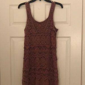 Dresses & Skirts - Mini Lace Dress